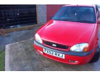 Ford Fiesta 1.2 Freestyle