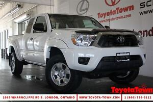 2015 Toyota Tacoma 4X4 ACCESS CAB SR5 POWER PACKAGE