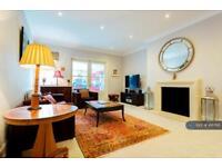 4 bedroom flat in Lexham Gardens, London, W8 (4 bed)