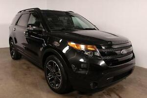 2014 Ford Explorer SPORT 4WD 7 PASS.
