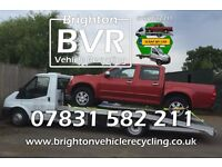 Cars & Vans Wanted [Non-Runners / MOT Failures] Scrap Vehicles Collected All Around Sussex