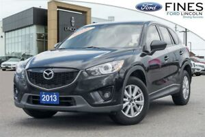 2013 Mazda CX-5 GS - ONE OWNER & ACCIDENT FREE!