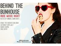 Bands wanted for 'Behind The Bunhouse'