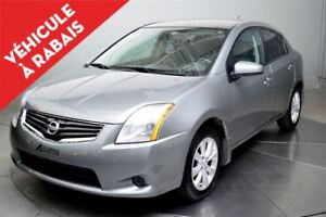 2012 Nissan Sentra A\C MAGS