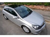 Rare Low Mileage 2008 Opel Astra GTC 1.4 Design with Panoramic Roof