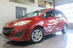 2013 Mazda MAZDA5 GS*** PRATIQUE POUR LA FAMILLE*****