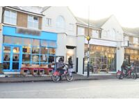 Cafe for sale, east london, Hackney E2, Sought after coffee-shop/kitchen available.