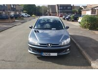 Peugeot 206, 1.4 - 5 doors - Great condition - Aircon - Full service history