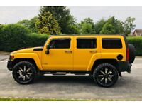 Hummer H3 - American Monster Truck - Low Mileage