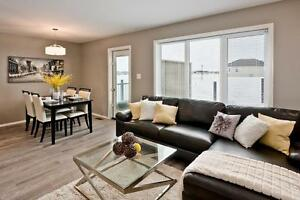 BRAND NEW 3 BEDROOM TOWNHOUSES AVAILABLE - FALL 2017!