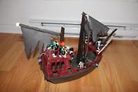 Bateau des Pirates fantômes