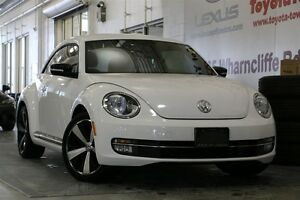 2013 Volkswagen Beetle TURBO AUTOMATIC LEATHER