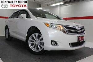 2014 Toyota Venza XLE AWD Heated Lthr Sunroof Btooth BU Camera C