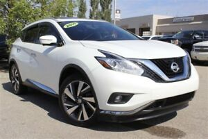 2015 Nissan Murano Platinum| Sun| Nav| H/C Leath| Heat Wheel|360