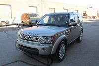 2011 Land Rover LR4 PUSH IGNITION 7 PASSENGER SUNROOF