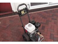 This item is now sold. Honda GX200 Pressure Washer 2500 psi