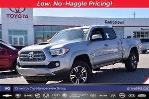 2016 Toyota Tacoma TRD Sport Double Cab with navigation