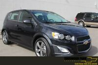 2015 Chevrolet Sonic RS|Sunroof|Back Up Camera|Heated Seats|