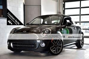2013 MINI Coupe PROMO + TAUX 0.50% + COUPE + RARE