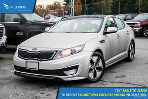 2011 Kia Optima Hybrid Premium Navigation, Sunroof, and Heate...