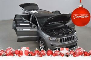 2012 Jeep Grand Cherokee SRT8 4x4 6.4L Pneus/Freins Neufs Impecc