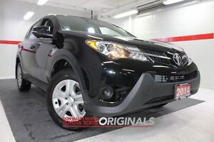 2014 Toyota RAV4 LE AWD Btooth Cruise Alloys Pwr Wnds Mirrs Lock