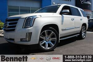 2015 Cadillac Escalade Premium - Loaded 6.2 V8 4x4 with 22 Rims