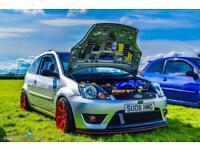 Fiesta Mk6 zetec s 1.6 petrol