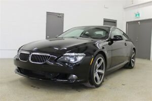 2009 BMW 650 i - 6 series| One owner| Navigation