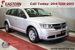 2012 Dodge Journey SE 2.4 4CLY DUAL CLIMATE  PUSH STRT USB RADIO