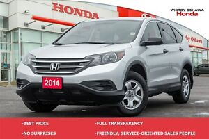 2014 Honda CR-V LX (AT)