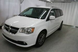 2017 Dodge Grand Caravan SXT PREMIUM PLUS*BLUETOOTH*CUIR*3 ZONES