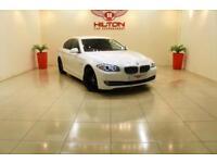 BMW 5 SERIES 2.0 520D SE 4d 181 BHP NO DEPOSIT NEED - DRIVE AWA (white) 2011