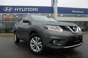 2016 Nissan Rogue Blutooth/Smart entry + Ignition/Heated Seats/A