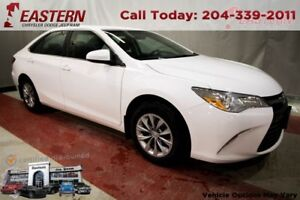 2017 Toyota Camry LE 2.5L 178HP ENTUNE AUDIO 6.1 BACK-UP CAM PWR