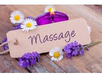 Relaxing Swedish massage Monika