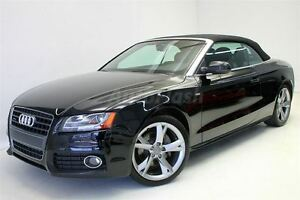 2012 Audi A5 2.0T Premium S-Line Convertible * Extra Clean! *