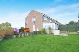 2 Bed Semi Detached House to Rent (Long Lee, Keighley)