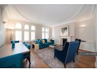 3 bedroom flat in Old Court Place, London, W8 (3 bed)