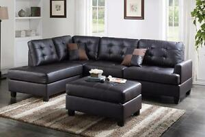 BRAND NEW !  Sectional set - 3 pcs.