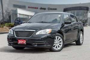 2012 Chrysler 200 LX, ALLOYS, BLUETOOTH