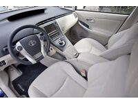 PCO Car Rent or Hire - Toyota Prius 2012 plate Uber ready