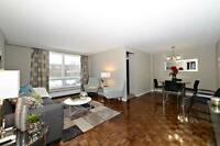 Renovated 2BR! Sunny-Bright-Spacious. Hardwood + New Appliances!