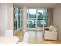 1 bedroom flat in Ensign House, St George Wharf, Vauxhall SW8