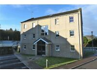 2 bedroom unfurnished top floor flat available in Ellon close to town centre