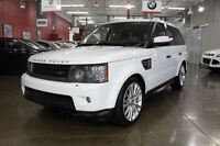 2011 Land Rover Range Rover Sport HSE | LUXURY | LOW KMS!