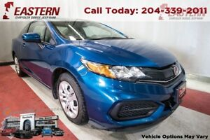 2014 Honda Civic LX A/C CRUISE REMOTE ENTRY