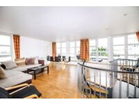 WOW 2 BEDROOM FLAT WITH TERRACE FULLY FURNISHED AVAILABLE IN Pierhead Lock,Manchester Road,Docklands
