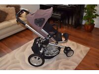 *** Quinny Buzz 3 (2011) Playground brown Travel system ***