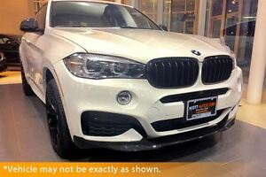 2017 BMW X6 xDrive 35i M Performance Pack II